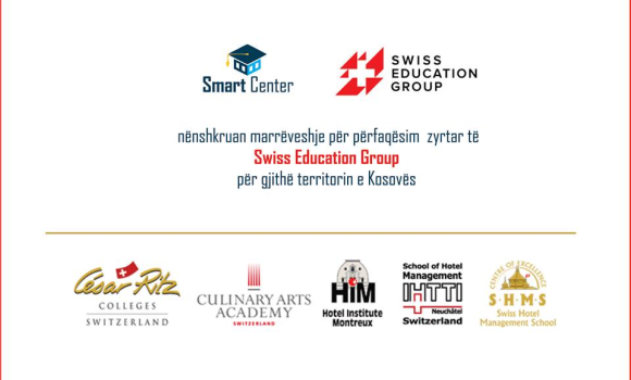Smart Center merr eksklusivitetin e Swiss Education Group