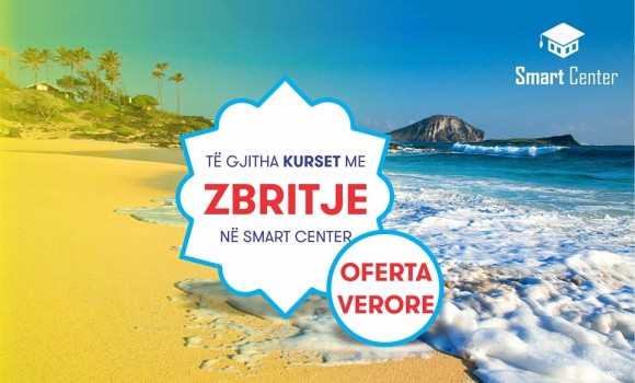 Oferta verore në Smart Center