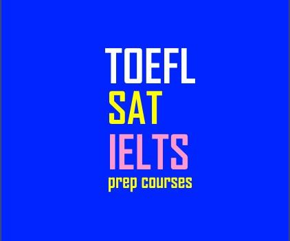 Kurse përgatitore për TOEFL, IELTS dhe SAT