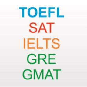 TOEFL / IELTS / SAT / GRE-GMAT